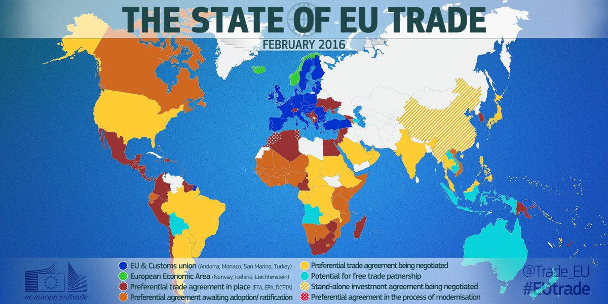 Trade Investment Resources European American Chamber Of - Us map of economic resources 2016