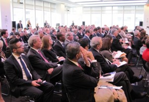 EACC Audience listing to EU President Barroso