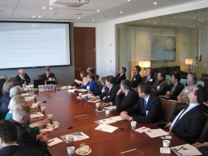 Roundtable with key members of US TTIP Team